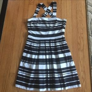 So cute!  ☀️ Striped sundress  ☀️
